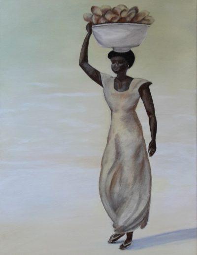 Ghana woman II